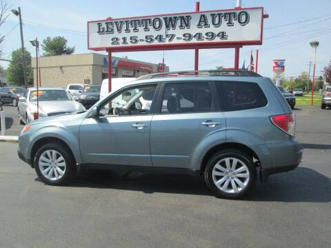 2012 Subaru Forester for sale at Levittown Auto in Levittown PA