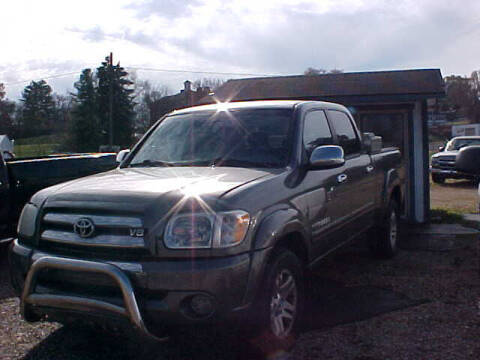 2005 Toyota Tundra for sale at Bates Auto & Truck Center in Zanesville OH