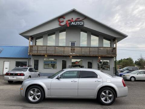 2006 Chrysler 300 for sale at Epic Auto in Idaho Falls ID