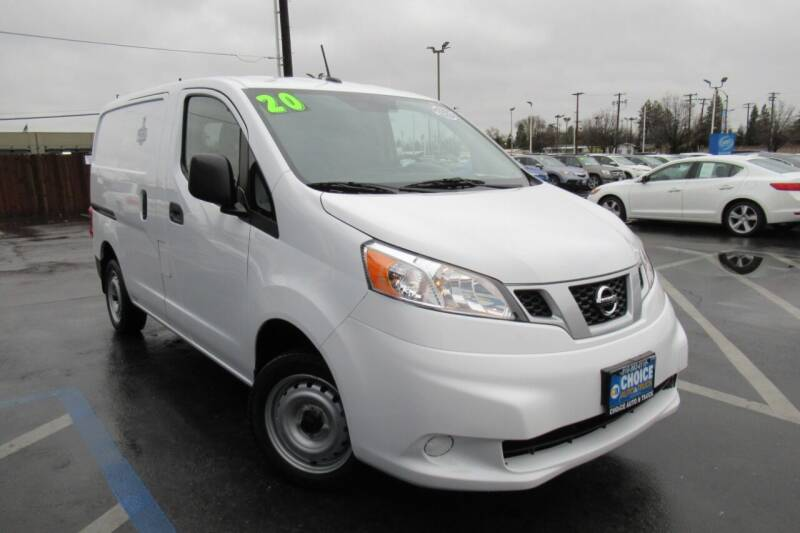 2020 Nissan NV200 for sale at Choice Auto & Truck in Sacramento CA