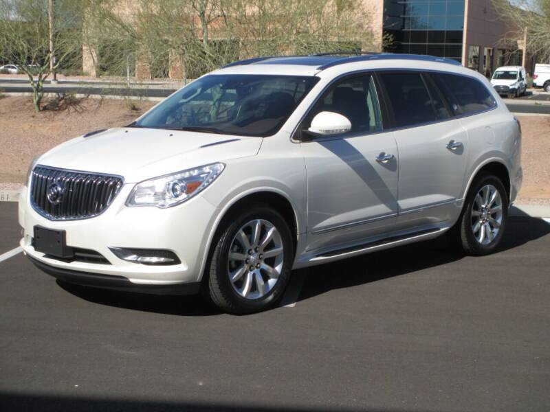 2014 Buick Enclave for sale at COPPER STATE MOTORSPORTS in Phoenix AZ