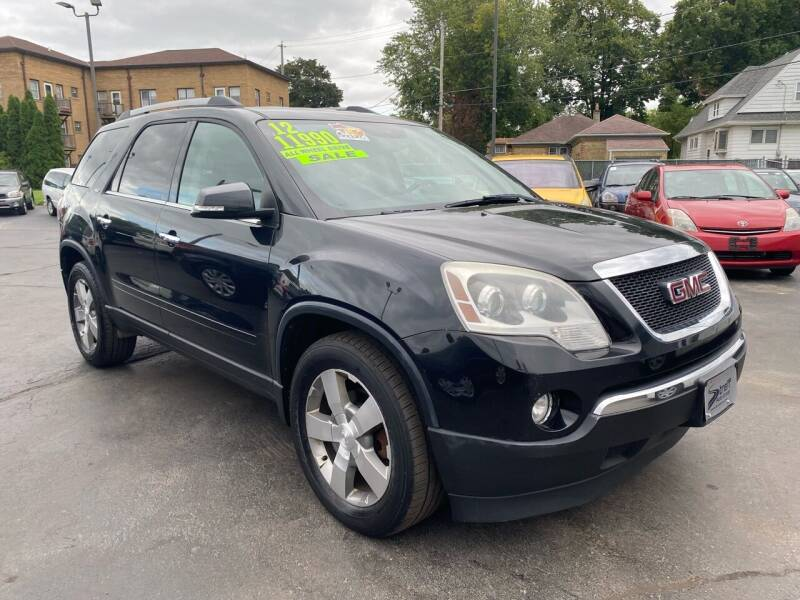 2012 GMC Acadia for sale at Streff Auto Group in Milwaukee WI