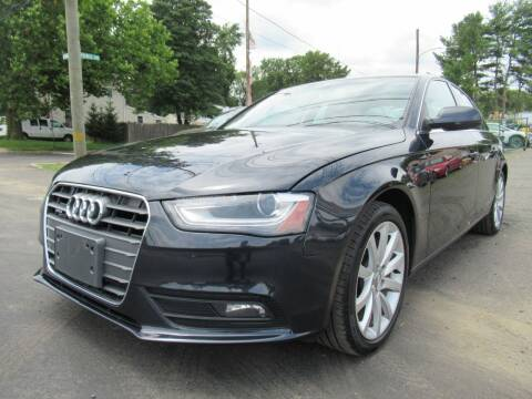 2013 Audi A4 for sale at PRESTIGE IMPORT AUTO SALES in Morrisville PA