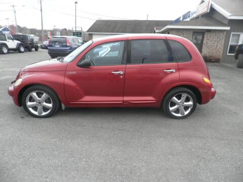 2003 Chrysler PT Cruiser for sale at CRYSTAL MOTORS SALES in Rome NY
