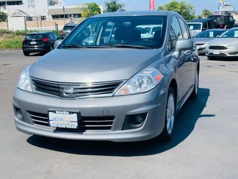 2012 Nissan Versa for sale at MotorMax in Lemon Grove CA