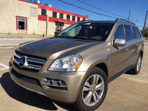 2010 Mercedes-Benz GL-Class for sale at Dynasty Auto in Dallas TX