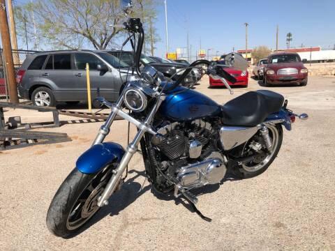 2014 Harley-Davidson Cuzer for sale at Eastside Auto Sales in El Paso TX