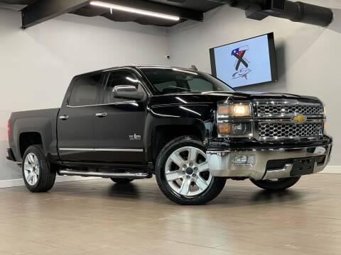 2015 Chevrolet Silverado 1500 for sale at TX Auto Group in Houston TX
