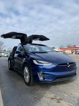 2018 Tesla Model X for sale at City to City Auto Sales in Richmond VA