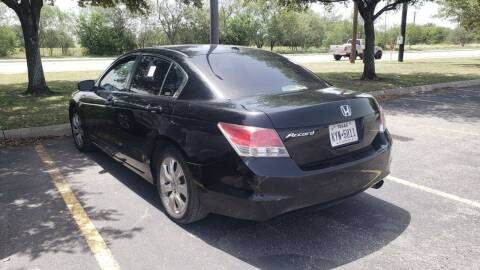 2009 Honda Accord for sale at C.J. AUTO SALES llc. in San Antonio TX