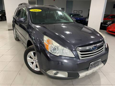 2012 Subaru Outback for sale at Auto Mall of Springfield in Springfield IL