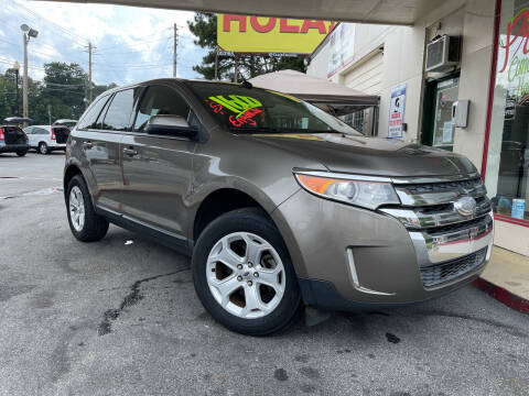 2013 Ford Edge for sale at Automan Auto Sales, LLC in Norcross GA
