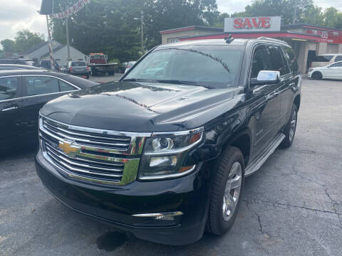 2015 Chevrolet Tahoe for sale at Right Place Auto Sales in Indianapolis IN