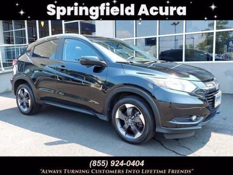 2018 Honda HR-V for sale at SPRINGFIELD ACURA in Springfield NJ