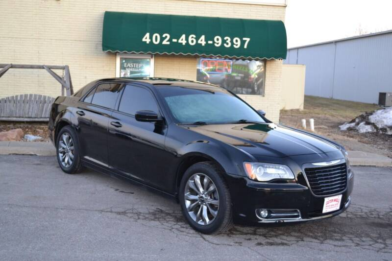 2014 Chrysler 300 for sale at Eastep's Wheels in Lincoln NE
