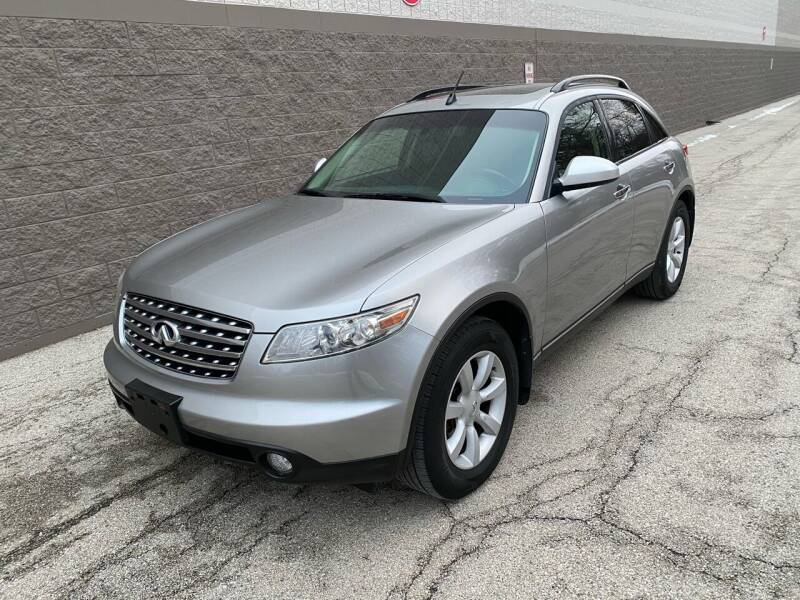2004 Infiniti FX35 for sale at Kars Today in Addison IL