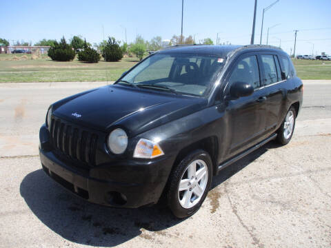 2008 Jeep Compass for sale at BUZZZ MOTORS in Moore OK