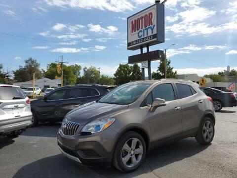 2014 Buick Encore for sale at Motor City Sales in Wichita KS