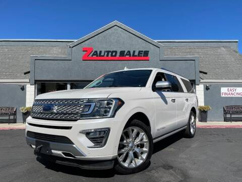 2018 Ford Expedition MAX for sale at Z Auto Sales in Boise ID