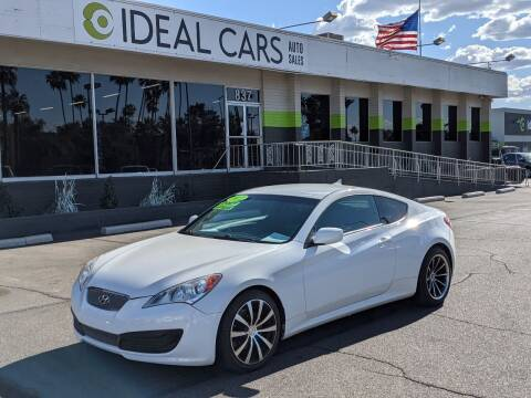 2012 Hyundai Genesis Coupe for sale at Ideal Cars in Mesa AZ