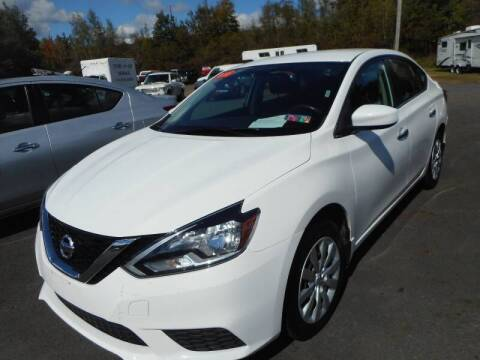 2016 Nissan Sentra for sale at Automotive Toy Store LLC in Mount Carmel PA