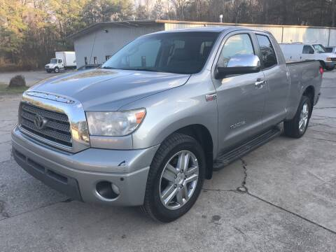 2008 Toyota Tundra for sale at Elite Motor Brokers in Austell GA