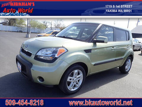 2011 Kia Soul for sale at Bruce Kirkham Auto World in Yakima WA
