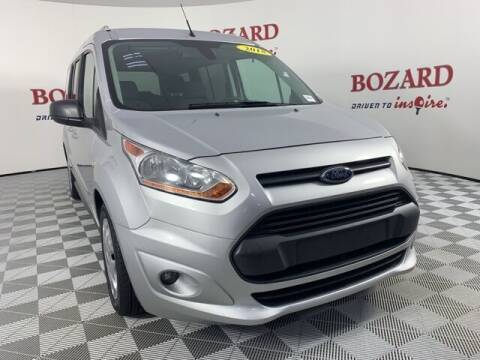 2018 Ford Transit Connect Wagon for sale at BOZARD FORD in Saint Augustine FL