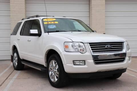 2010 Ford Explorer for sale at MG Motors in Tucson AZ