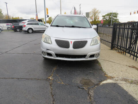 2005 Pontiac Vibe for sale at A to Z Auto Financing in Waterford MI