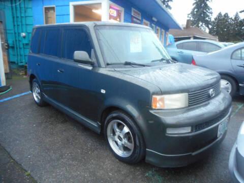 2005 Scion xB for sale at Lino's Autos Inc in Vancouver WA