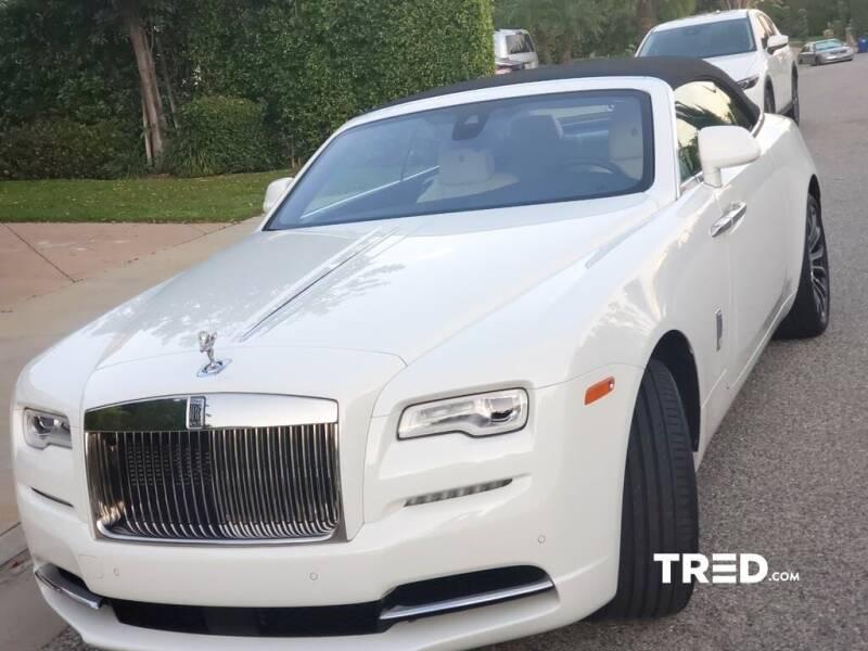 2018 Rolls-Royce Dawn for sale in Los Angeles, CA