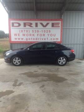 2015 Chevrolet Cruze for sale at Drive in Leachville AR