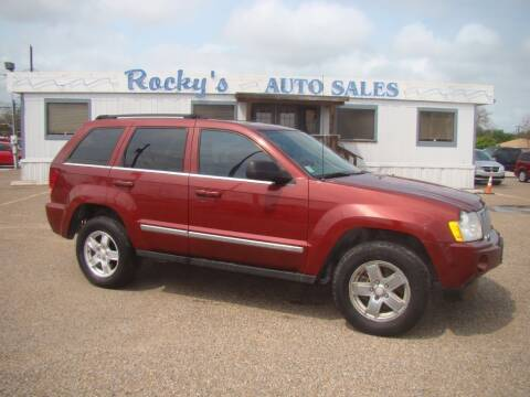2007 Jeep Grand Cherokee for sale at Rocky's Auto Sales in Corpus Christi TX