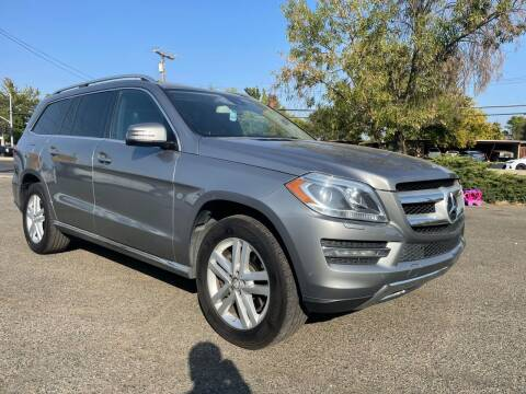 2014 Mercedes-Benz GL-Class for sale at All Cars & Trucks in North Highlands CA