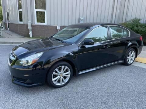 2014 Subaru Legacy for sale at AMERICAR INC in Laurel MD