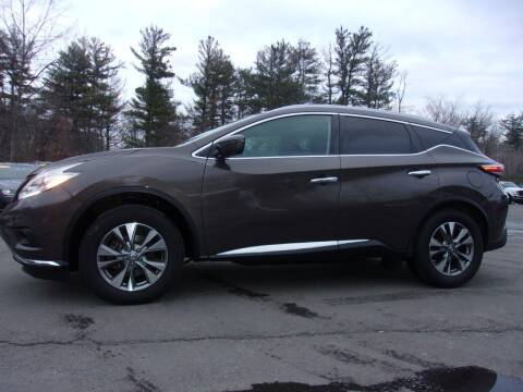 2016 Nissan Murano for sale at Mark's Discount Truck & Auto Sales in Londonderry NH