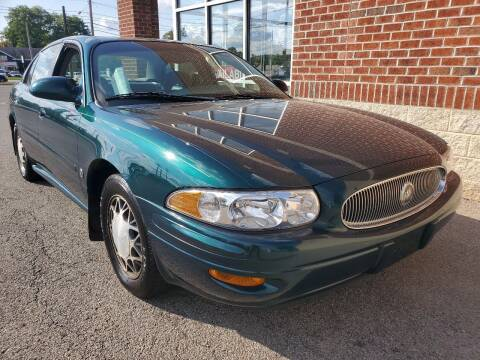 2000 Buick LeSabre for sale at Boardman Auto Exchange in Youngstown OH