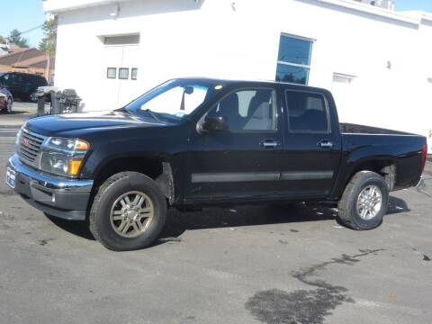 2012 GMC Canyon for sale at Price Auto Sales 2 in Concord NH