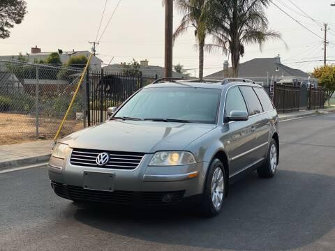 2003 Volkswagen Passat for sale at ZaZa Motors in San Leandro CA