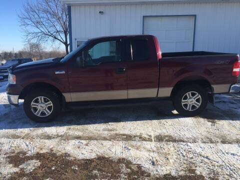 2005 Ford F-150 for sale at Bauman Auto Center in Sioux Falls SD