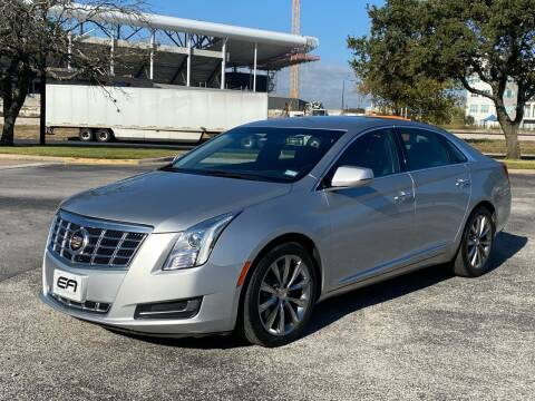 2014 Cadillac XTS for sale at EA Motorgroup in Austin TX