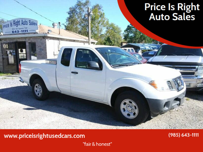 2013 Nissan Frontier for sale at Price Is Right Auto Sales in Slidell LA