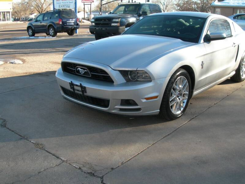 2013 Ford Mustang for sale at Springs Auto Sales in Colorado Springs CO