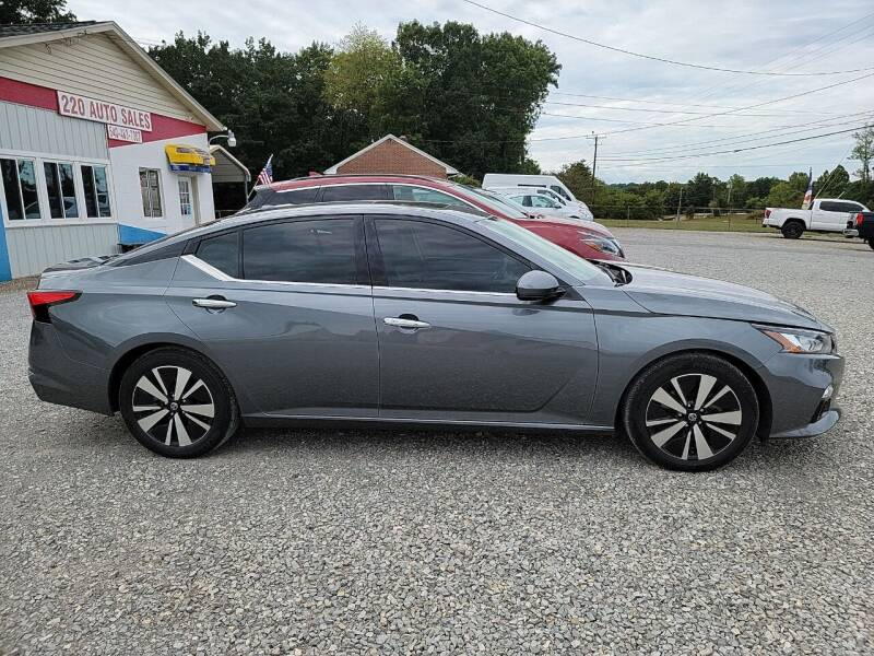 2020 Nissan Altima for sale at 220 Auto Sales in Rocky Mount VA