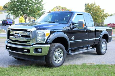 2011 Ford F-350 Super Duty for sale at Great Lakes Classic Cars in Hilton NY