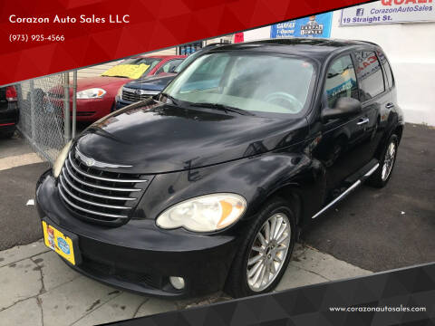 2007 Chrysler PT Cruiser for sale at Corazon Auto Sales LLC in Paterson NJ