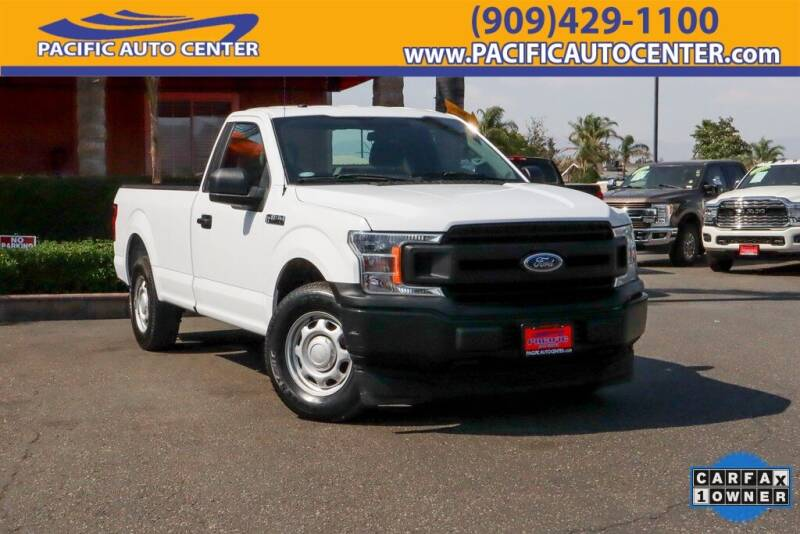 2018 Ford F-150 for sale in Fontana, CA