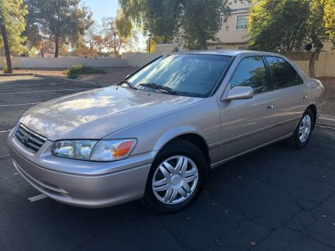 2001 Toyota Camry for sale at Ideal Cars in Mesa AZ