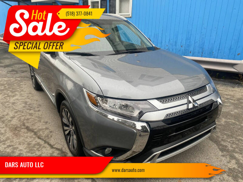 2019 Mitsubishi Outlander for sale at DARS AUTO LLC in Schenectady NY